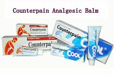 Counter Pain Analgesic Balm relieves Massage Muscular Aches Pain 30g, 60g, 120g