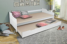bett 90x200 weiss. Black Bedroom Furniture Sets. Home Design Ideas