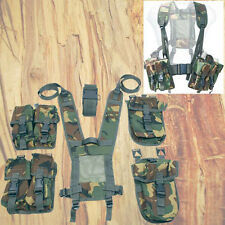 WEB TEX PLCE WEBBING POUCHES BRITISH ARMY TRAUMA AMMO WATER COMBI KNIFE POUCH