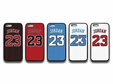 NEW MICHAEL JORDAN CHICAGO BULLS RUBBER CASE FOR IPHONE 4 4S 5 5S 5C 6 6S PLUS