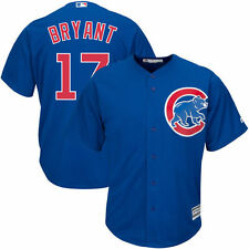 Youth Majestic Kris Bryant Royal Chicago Cubs Official Cool Base Player Jersey