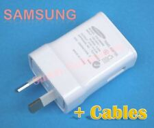 Original Genuine Samsung Wall Charger 5.3V Adapter for Galaxy Note 3 S5 + Cable