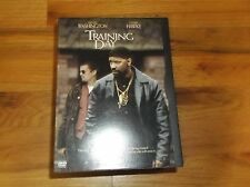 TRAINING DAY DENZEL WASHINGTON ETHAN HAWKE USED DVD