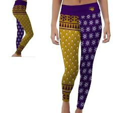 Northern Iowa Panthers Womens Yoga Pants Christmas Party  Design