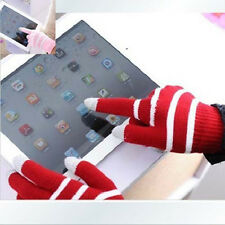 5Pair Winter Men Women Touch Screen Glove Texting Capacitive Smartphone Knit