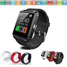 Bluetooth Smart Watch Wristwatch Camera Sync For Android Samsung S6 Smart Phone