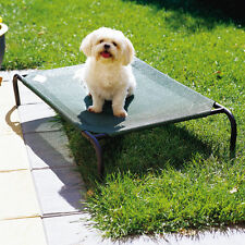 Coolaroo Elevated Indoor/Outdoor Pet Cot for Small Breeds