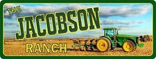 Custom Farm Sign Ranch Sign Personalized Porch Sign Farmers C1353