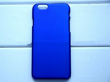 Ultra-Thin Matte Rubberized Hard Skin Shell Back Cover Case For iPhone4 5 6 Plus