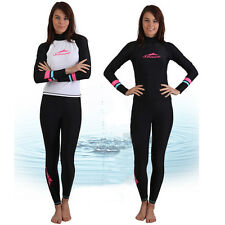 Women Scuba & Snorkeling Wetsuit Rash Guard Jump Surfing Surf Clothing&Pants New
