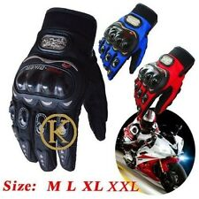 Full Finger Gloves Racing Motorcycle Motorbike Motocross Cycling Dirt Bike New