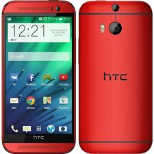 HTC One M8 4G LTE Unlocked 5'' Android Smartphone - 32GB Dual 4 MP - 5 Colors!