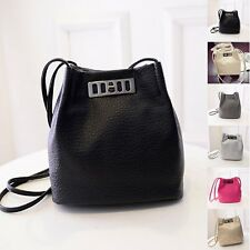 New Women Fashion Leather Satchel Handbag Shoulder Messenger Hobo Bag Cross Body