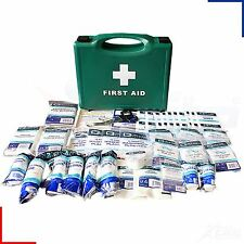 10 Person BSI First Aid Kit Workplace, Home, Travel, Office Medical Emergency