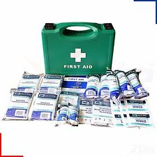 10 Person HSE Catering First Aid Kit Workplace, Kitchen Medical Emergency