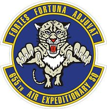 US Air Force USAF 655th Air Expeditionary Squadron Decal / Sticker