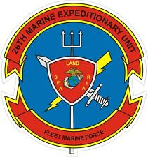 USMC Marine Corps 26th Marine Expeditionary Unit Decal / Sticker