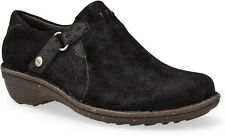 UGG AUSTRALIA WOMEN'S OLENDER SUEDE SHEEPSKIN LINED CLOGS SHOES NEW IN BOX 5