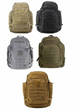 5.11 Tactical Rush 72 Backpack Assorted Colors Black, OD Green, Sandstone, Storm