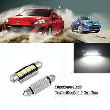 Festoon Canbus C10W 264 SMD LED CANBUS interior Car Bulbs WHITE  31mm 36mm 41mm