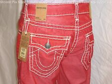 $298 Ricky Super T Corduroy 32 33 True Religion Men Jean Super T MRZ859NQN0