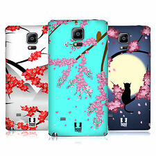 HEAD CASE DESIGNS DREAMY BLOSSOMS REPLACEMENT BATTERY COVER FOR SAMSUNG PHONES 1