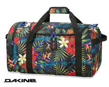 DAKINE EQ BAG DUFFLE TROPICS 23L 31L travel gear gym swim luggage holdall flower