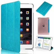 """Premium Stand Leather Case Fold Magnetic Smart Cover for New Apple iPad Pro 9.7"""""""