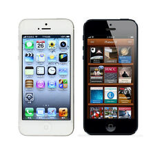 "Apple iPhone 5 4"" Retina iSO 9 16GB 32GB GSM UNLOCKED Cell Phone"