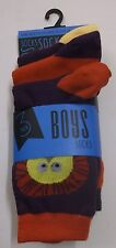RJM Accessories Boys Pack of 3 Socks Mix/Patterns Various Sizes SK308