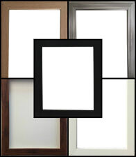 NEW ASSORTED COLOUR PICTURE PHOTO POSTER FRAME SQUARE HOME DECORE WINDOW FRAMES