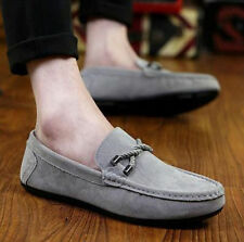Fashion Mens Breathable Casual Driving Moccasins Slip On Loafers New Shoes Size