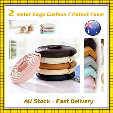 2m Table/Desk Cushion Guard Protector Softener Baby Safety Soft Edge AU Stock