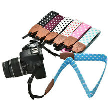 New Quick Rapid Shoulder Sling Belt Strap For Camera SLR DSLR Canon Nikon Sony