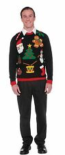 Ugly Christmas Sweater Everything Xmas Sweater Christmas Party Sweater 69542