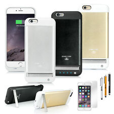 3800mAh iPhone 6 / 6S External Battery Backup Charging Bank Power Case Cover