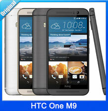 Original HTC One M9  32GB 4G LTE (FACTORY UNLOCKED) SMARTPHONE GOLD/Grey/Silver