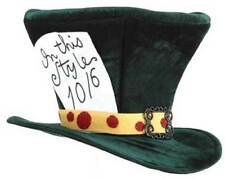 Madhatter Costume Top Hat Alice In Wonderland Hat Madhatter Hat SALE WOW 5402