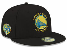 2015-2016 Golden State Warriors New Era 59FIFTY Fitted Hat 73-9 Best Record Ever