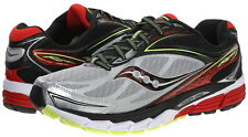 SAUCONY MENS RUNNING TRAINING SHOES SNEAKERS RIDE 8 NIB ALL SIZES FREE SHIPPING