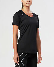 NEW 2XU TECH VENT Short Sleeve TOP Womens Shirts