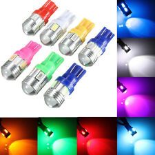 T10 501 W5W CAR SIDE LIGHT BULBS CANBUS 6 & 10SMD LED XENON HID WHITE WEDGE LAMP