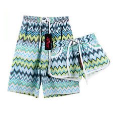 NEW Women Men Surf Boardshorts Board Trunks Shorts Sports Beach Swim Pants