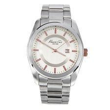 Kenneth Cole Analog Business Unisex   Silver   Watch KC7017