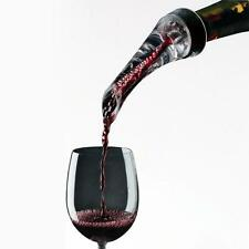 Quick Aerating Pourer Spout Decanter Red Wine Pub Aerator Essential Set U0P9