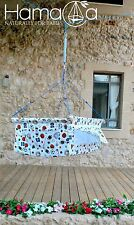 Hanging cradle, Baby Hammock, bassinet for twins/baby shower/infants handmade