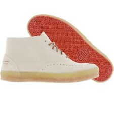 ALIFE Public Estate Mid Woodstock Suede (sand) $120 fashion sneakers