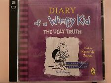 Diary of a Wimpy Kid - The Ugly Truth by Jeff Kinney - 2xCD