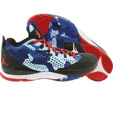Jordan Men CP3 VII (black / sport red / chmbry blue / gm royal) 616805-012