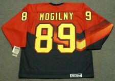ALEXANDER MOGILNY Vancouver Canucks 1995 CCM Vintage Throwback NHL Hockey Jersey